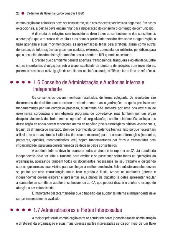 Política de Divulgação de Informações 2 2. Política de Divulgação de Informações  25  2.1 Procedimentos Internos para a...