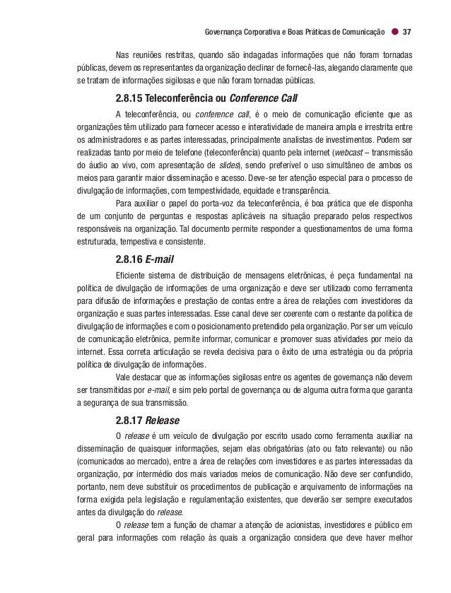3 Comunicação na Crise 3. Comunicação na Crise  42 3.1 Comunicação e Transparência 42  3.2 Apuração, Avaliação e Atua...