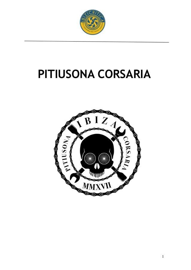 PITIUSONA CORSARIA 1