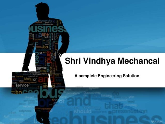 Shri Vindhya Mechancal  A complete Engineering Solution