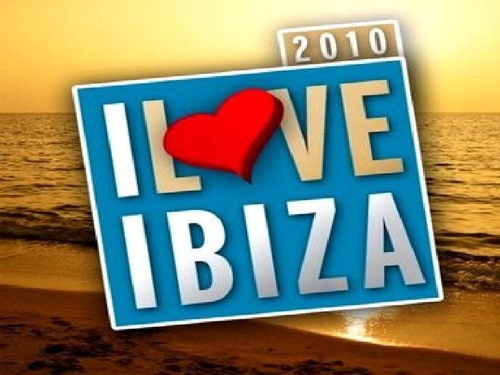 """IBIZA """" LA ISLA DE LOS TESOROS""""Ibiza es uno de los principales puntos de atracciónturística del mundo que siempre se ha di..."""