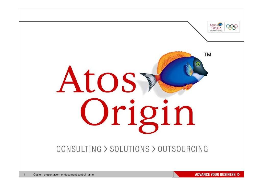 1   Custom presentation- or document control name