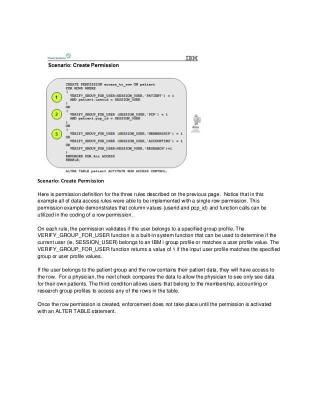 IBM DB2 for i 7 2 Overview
