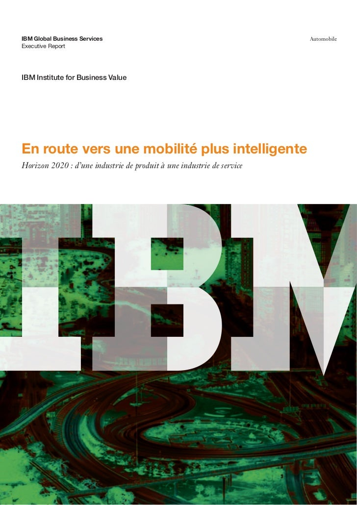 "!""#$%&()&$""*+,-.++$/.01,2.+                                           Automobile!""#$%&(#)*#+,-&IBM Institute for Business ..."