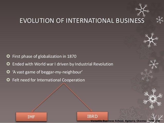 International business management full notes evolution fandeluxe Gallery