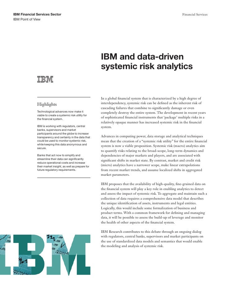 IBM Financial Services Sector                                                                                          Fin...