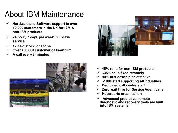 Ibm Arrow Ecs Maintenance Technical Support