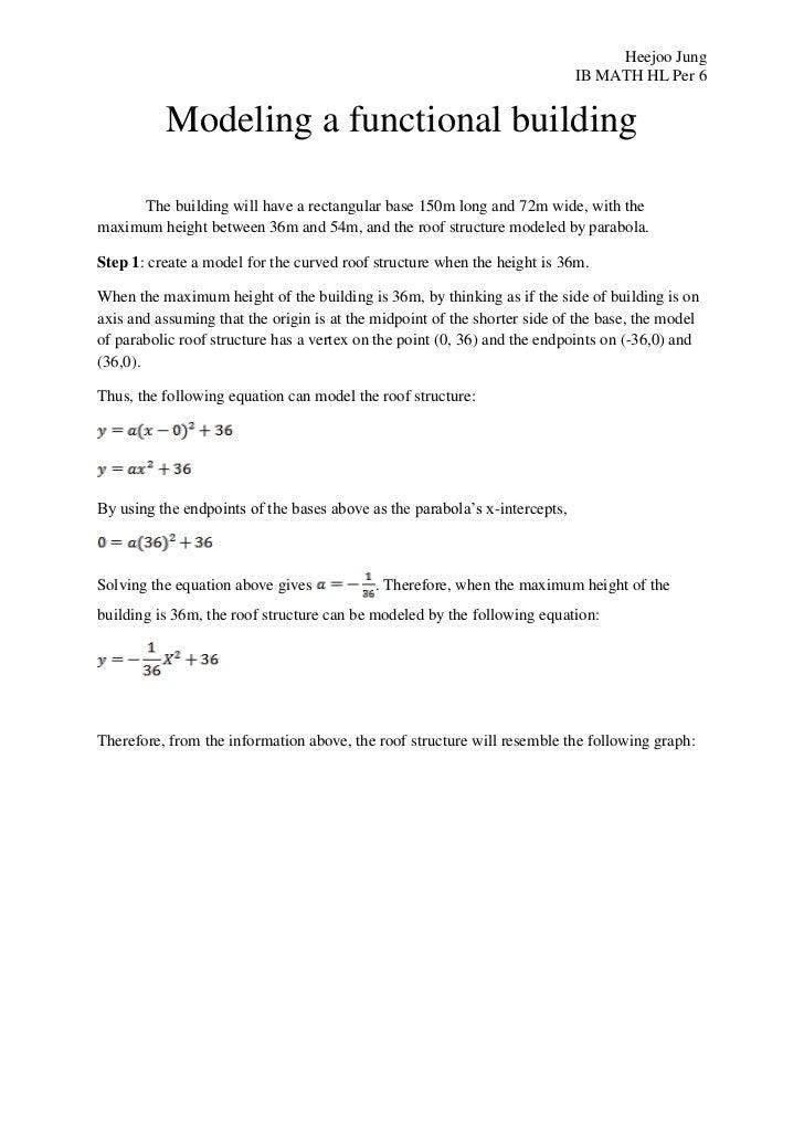 math studies ia topics