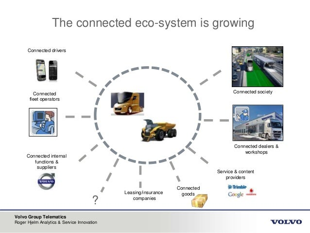 Ibm Bc2016 Volvo Trucks In The Connected Society