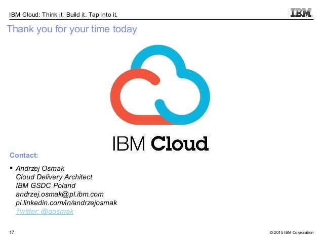 IBM Cloud Point of View