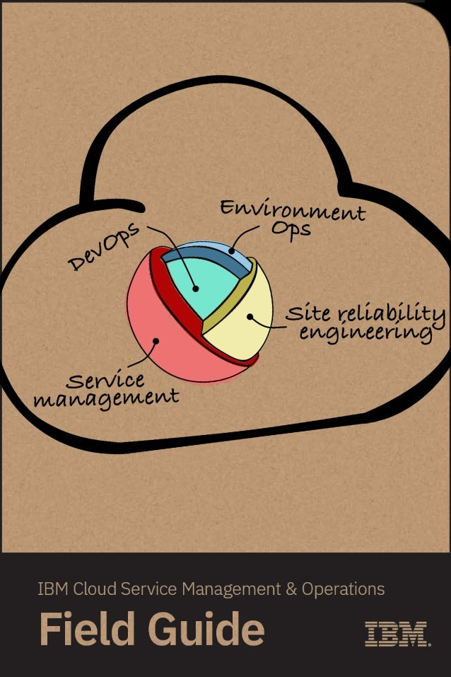 IBM Cloud Service Management & Operations Field Guide