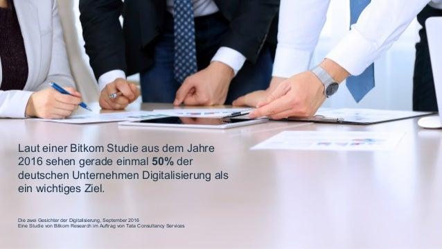 6Page© 2016 IBM Corporation Laut einer Bitkom Studie aus dem Jahre 2016 sehen gerade einmal 50% der deutschen Unternehmen ...