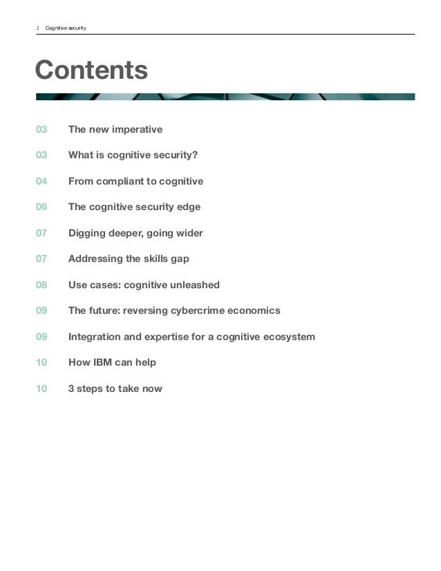 Ibm cognitive security_white_paper_04_2016 Slide 2