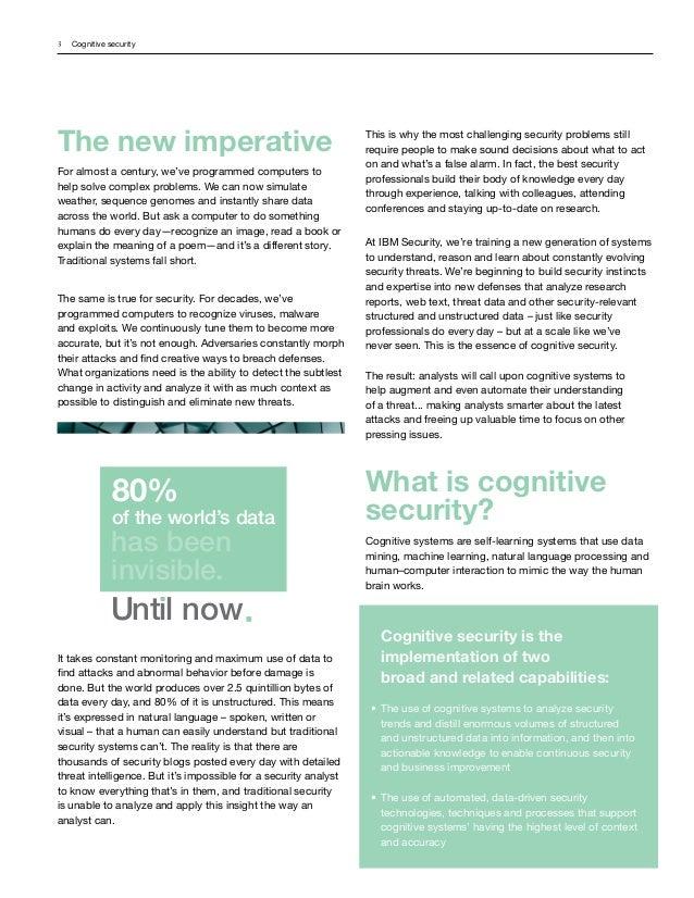 Ibm cognitive security_white_paper_04_2016 Slide 3