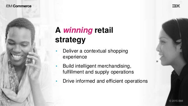 • Deliver a contextual shopping experience • Build intelligent merchandising, fulfillment and supply operations • Drive in...