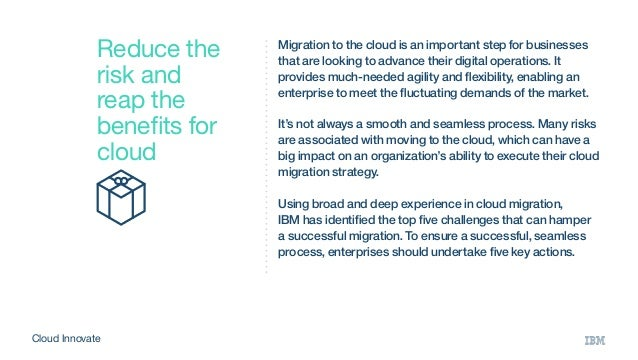 Migration to the cloud is an important step for businesses that are looking to advance their digital operations. It provid...