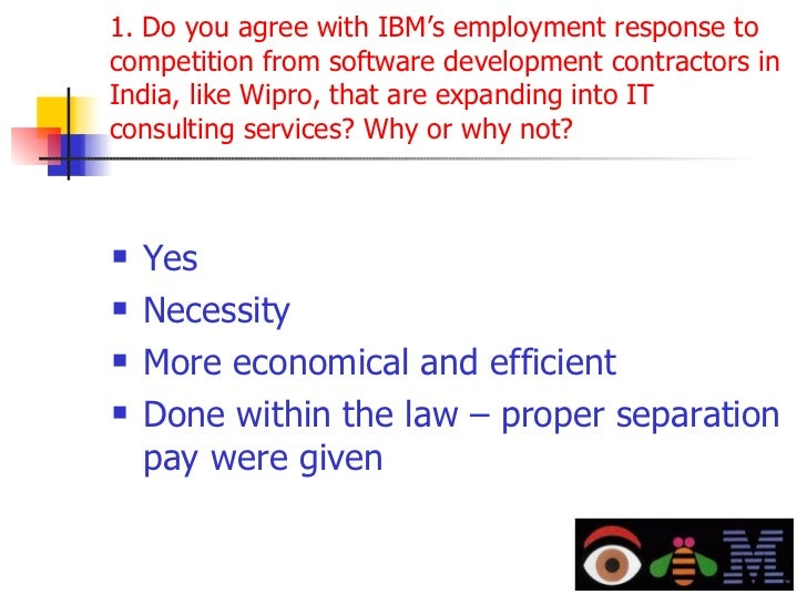ibm case study strategic management Case analysis on strategic management  strategic case analysis for ibm  as a result of this case study, what  strategic management is an emerging and.