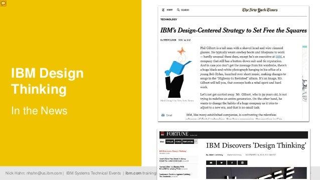 43Nick Hahn: nhahn@us.ibm.com   IBM Systems Technical Events   ibm.com/training/events © Copyright IBM Corporation 2016. T...