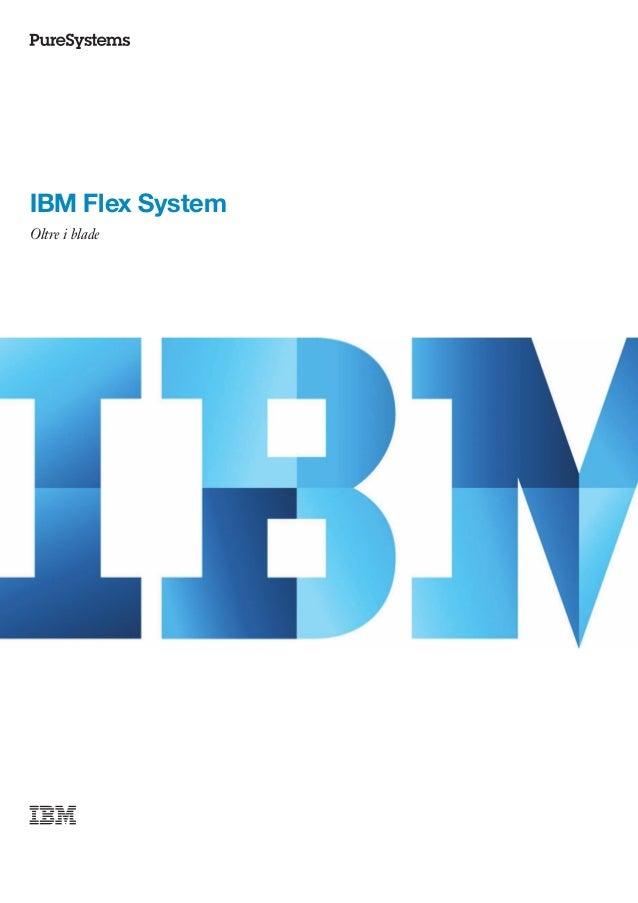 IBM Flex System Oltre i blade