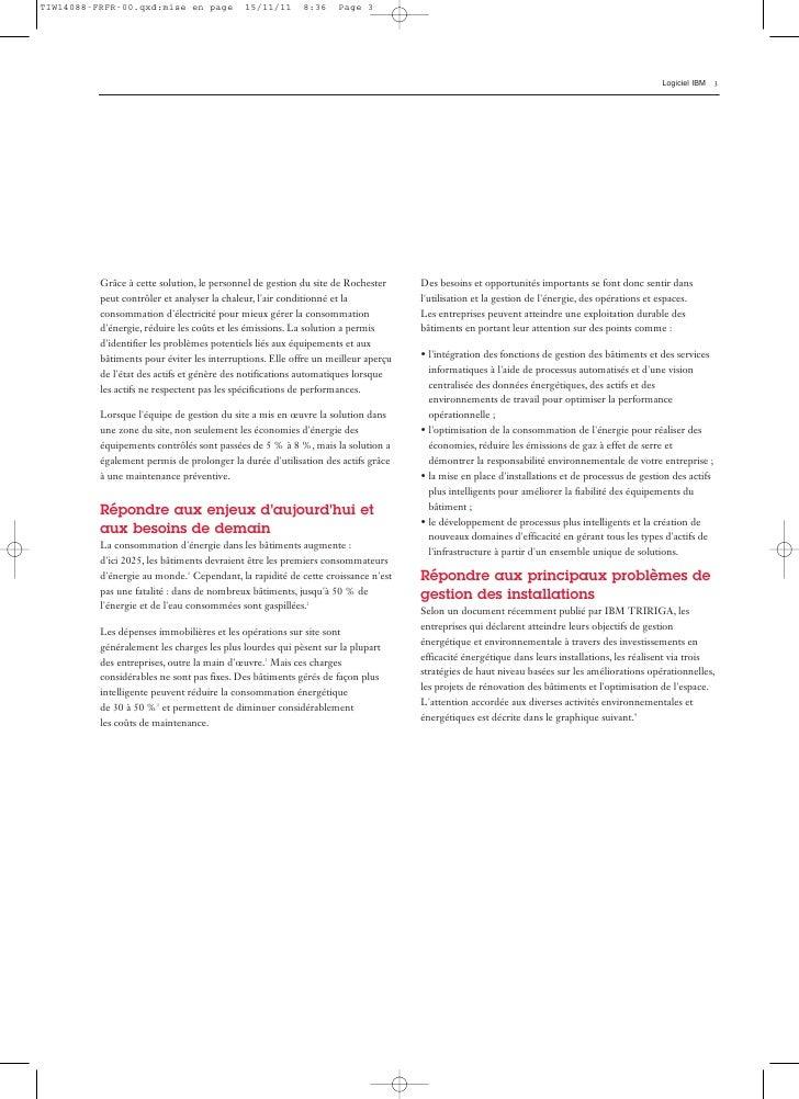 La gestion des actifs d'entreprise pour des bâtiments plus intelligents Slide 3