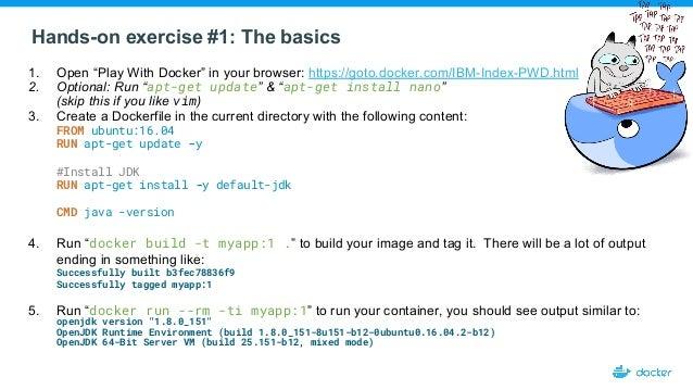 Docker ubuntu 16 04 install java 8 | Installation of docker