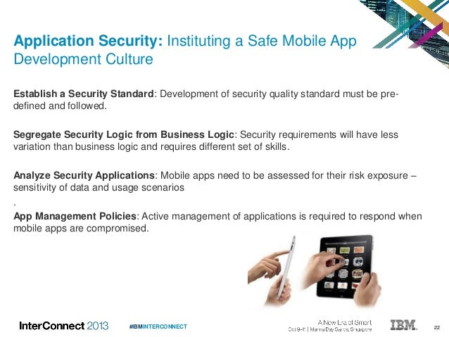 Ibm Interconnect 2103 Institute A Mobilefirst It