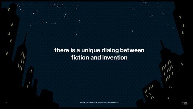 Making Magic with IBM Watson - Designing Enchanting Experiences In The Cognitive Era Slide 3