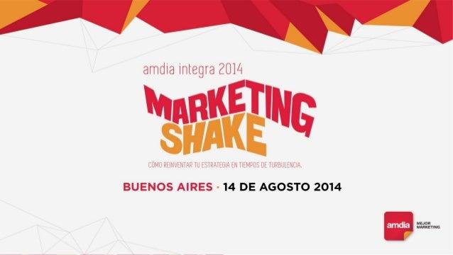 @namsub #marketingshake Photo Jon Busman @namsub Winning: Como los líderes de Marketing capturan al cliente conectado