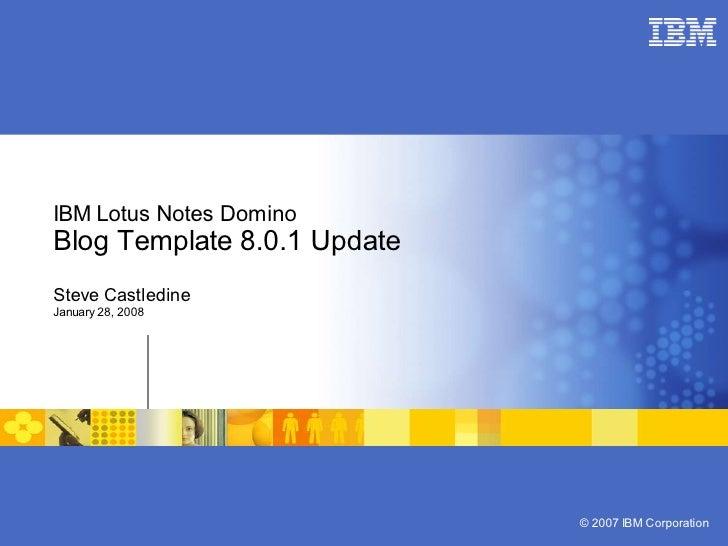 ibm lotus notes domino blog template update 801 1201780093882558 4, Presentation templates