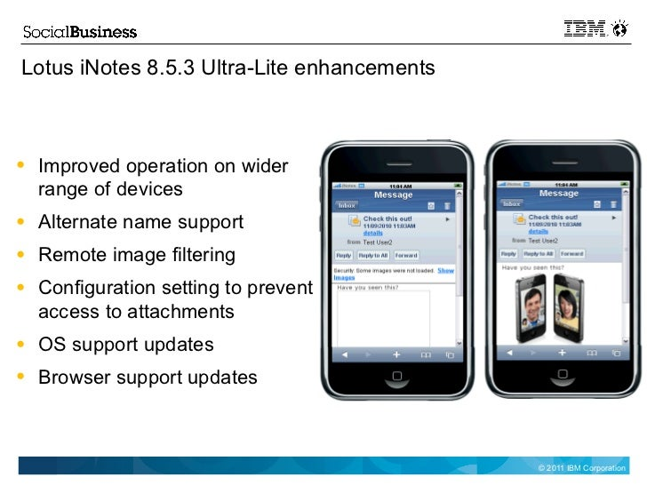 Ibm Messaging And Collaboration Details And What S New In