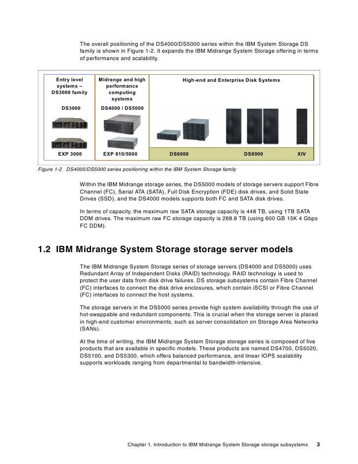 ibm midrange system storage hardware guide sg247676 rh slideshare net IBM DS3400 IBM 1814