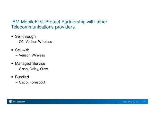 Ibm mobile first protect (maas360)