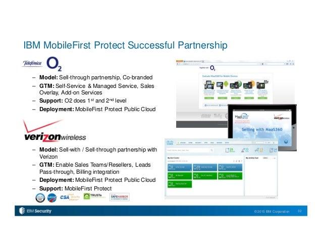 Ibm mobile first protect (maas360)
