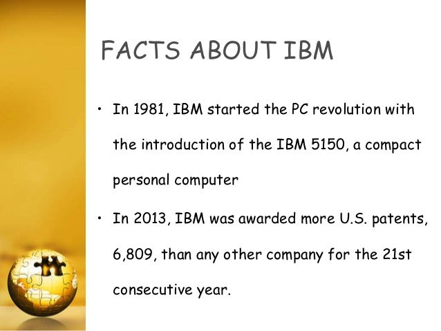 Organzing Principles Of Management- IBM case study