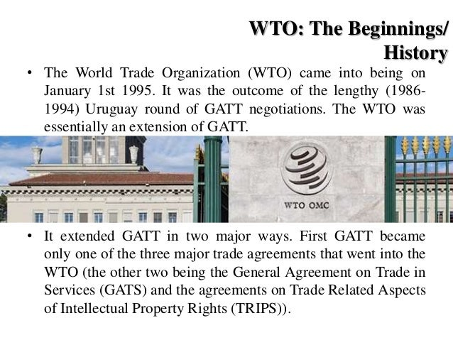 wto case study In march 2012, the united states, european union, and japan filed a complaint in the world trade organization (wto) against china's rare earth trade practices rare.
