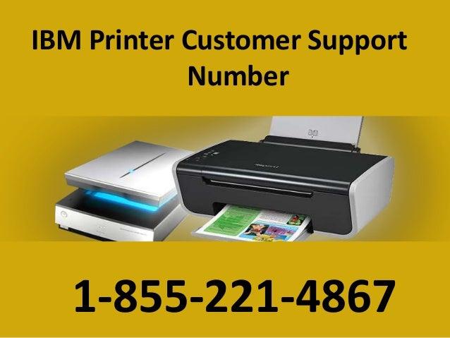 IBM printer tech support number 1 855-221-4867 ibm printer customer s…