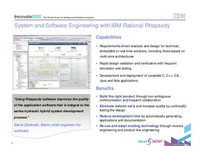 IBM Rational Rhapsody and Qt Integration Slide 3