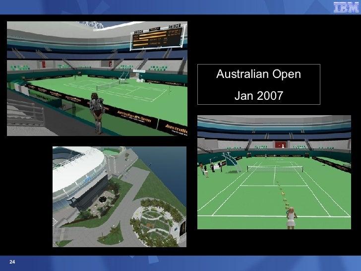 Australian Open Jan 2007