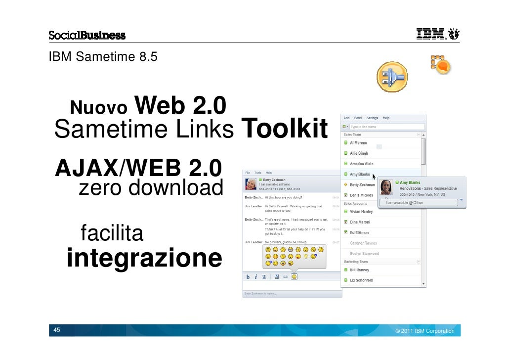 Ibm Sametime Unified Communications And Collaboration