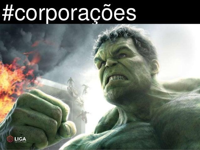 8 #corporações