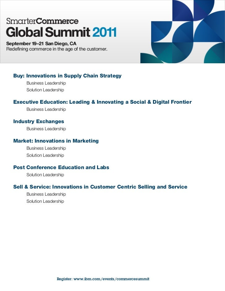 Buy: Innovations in Supply Chain Strategy     Business Leadership     Solution LeadershipExecutive Education: Leading & In...
