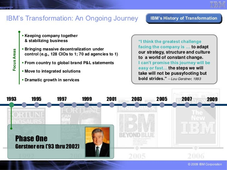 ibms culture transformation ibm Watson, ibm's famous supercomputer, has been analyzing genomic data for the past year in a partnership with the new york genome center and is now ready to begin a beta test with other research.