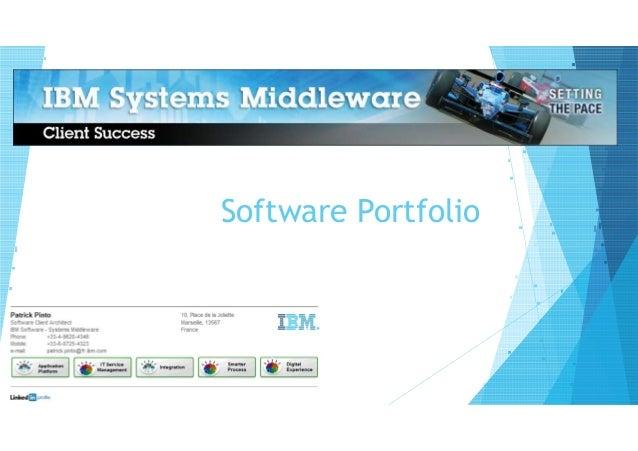 Software Portfolio