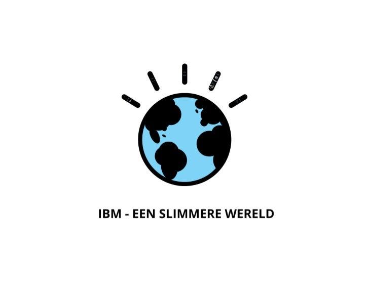 "IBM ""Why?"" - NIMA The Case 2012"
