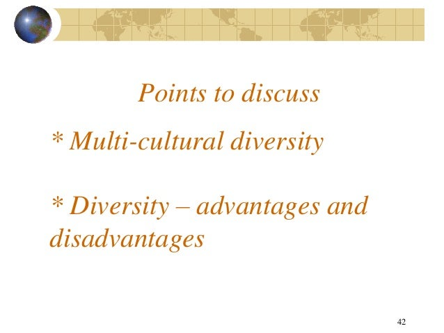 the benefits and drawbacks of ethnocentrism in a culture And find homework help for other social sciences, ethnocentrism questions at  enotes  the positive of this is that it offers confidence and assurance to the  culture it helps the  what are the advantages and disadvantages of computers.