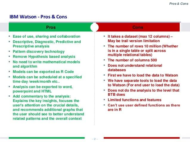 Ibm watson Slide 2