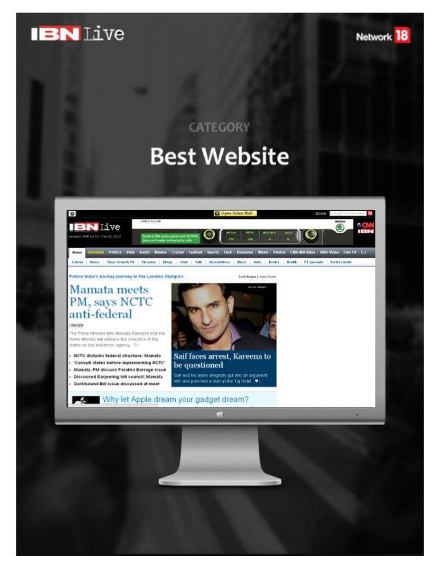 Best Website IBNLive.com