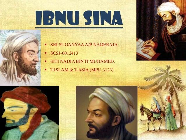  SRI SUGANYAA A/P NADERAJA  SCSJ-0012413  SITI NADIA BINTI MUHAMED.  T.ISLAM & T.ASIA (MPU 3123) IBNU SINA