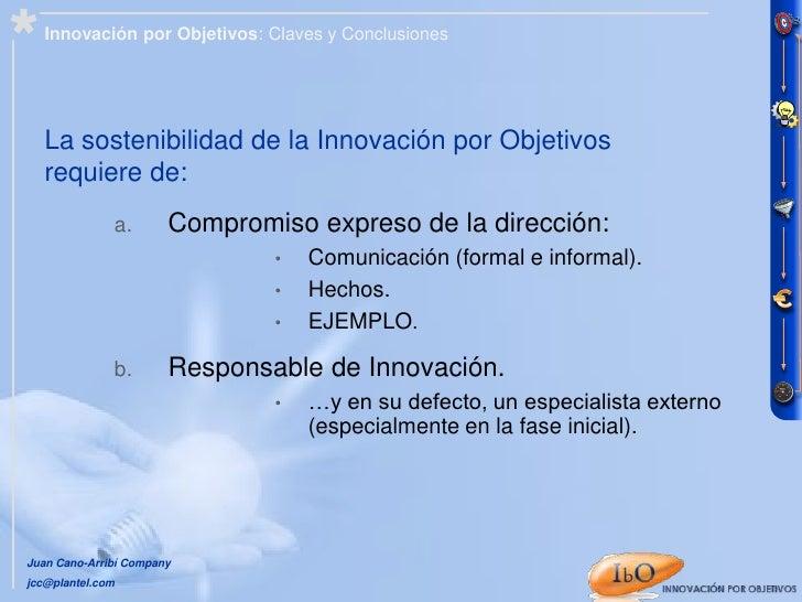 Ibo Innovacion Por Objetivos