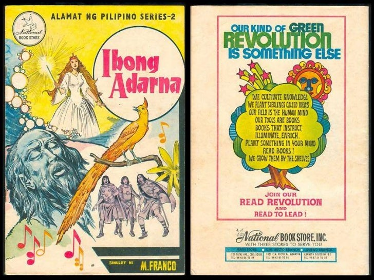 "Ibong Adarna                  ""Romance of the Life of the three Brothers Prince,      Sons of King Fernando and Queen Vale..."